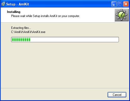 UAE Amikit Install