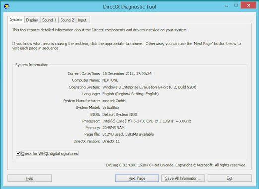 где скачать Directx 11 для Windows 8 - фото 5